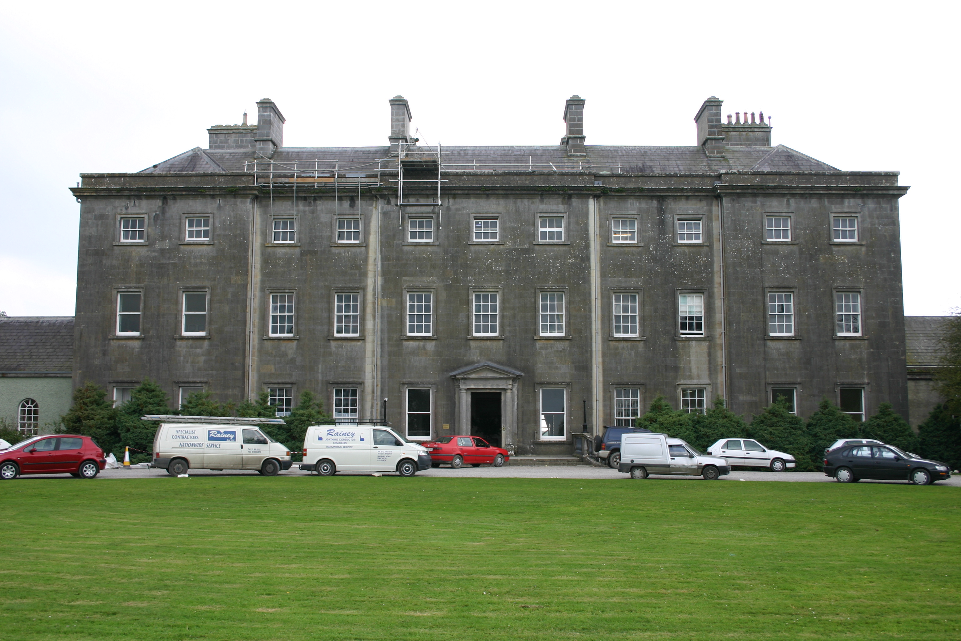 Headfort is one of Ireland's most important eighteenth century buildings