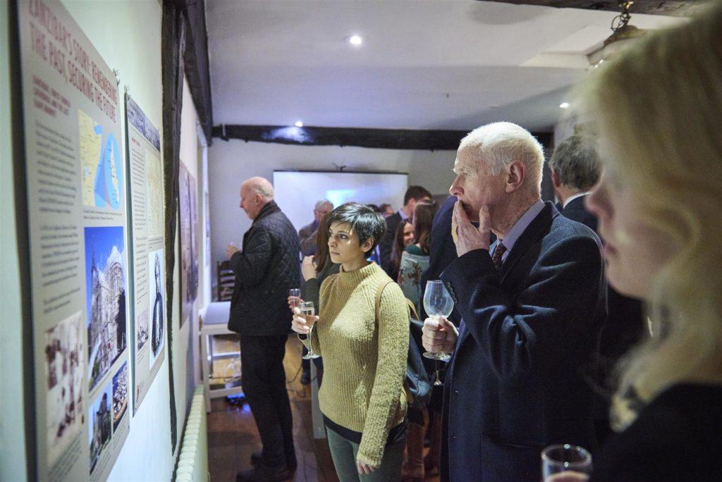 Zanzibar exhibition at Doctor Johnson's House