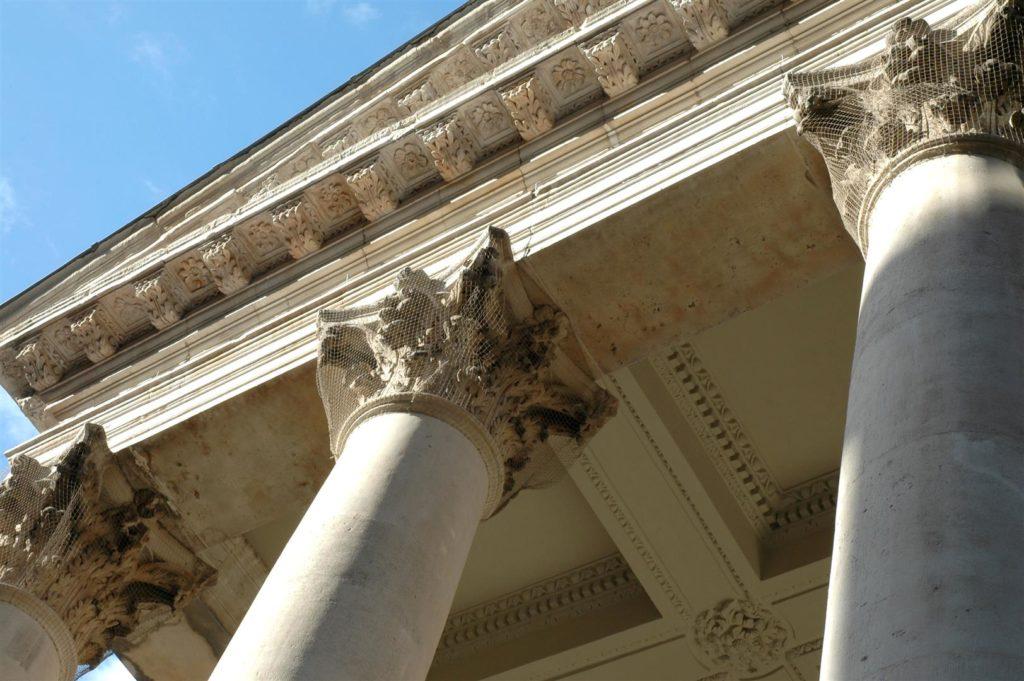 A restored capital