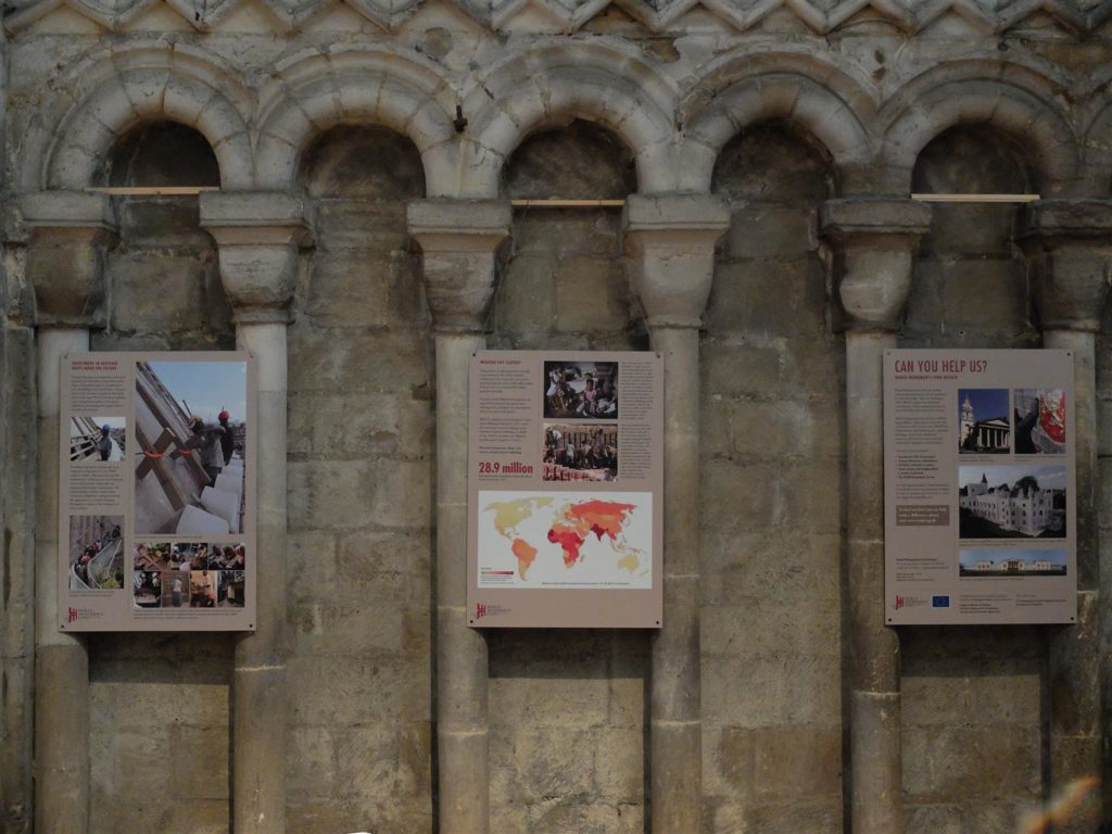Zanzibar Exhibition at Ely Cathedral