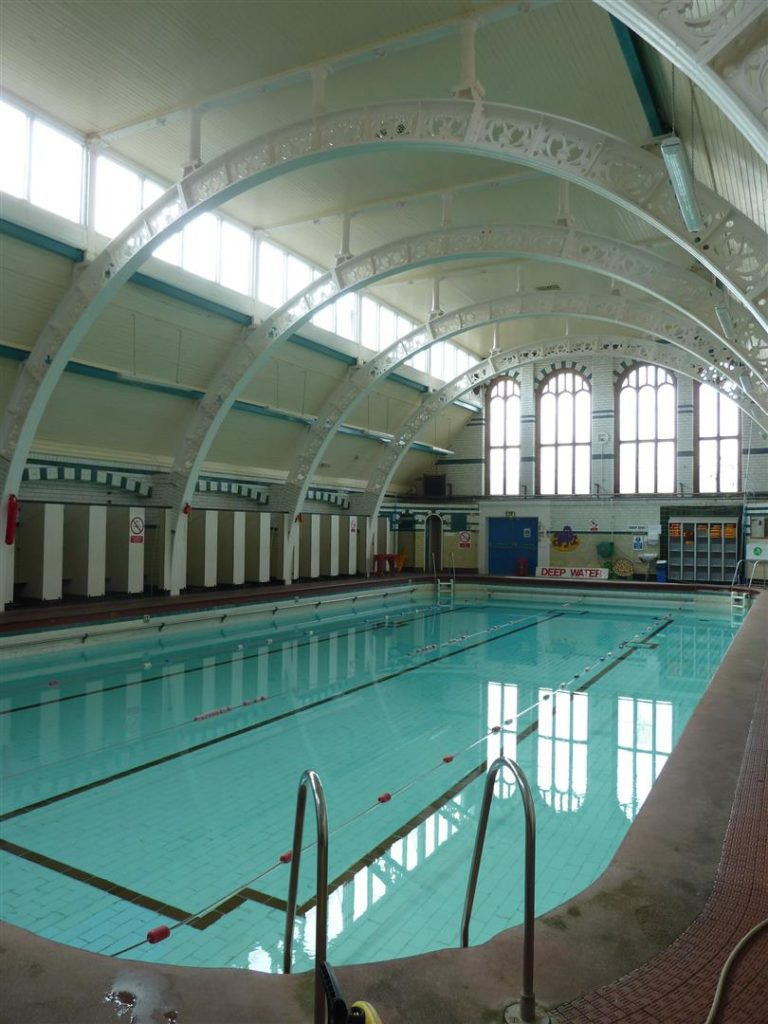 4. Second Class Pool (Large)