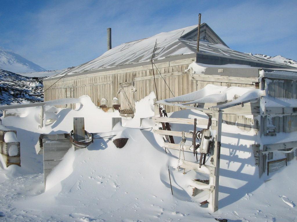 Antartica, Shackleton's Hut ©WMF/Kevin Rigarlsford
