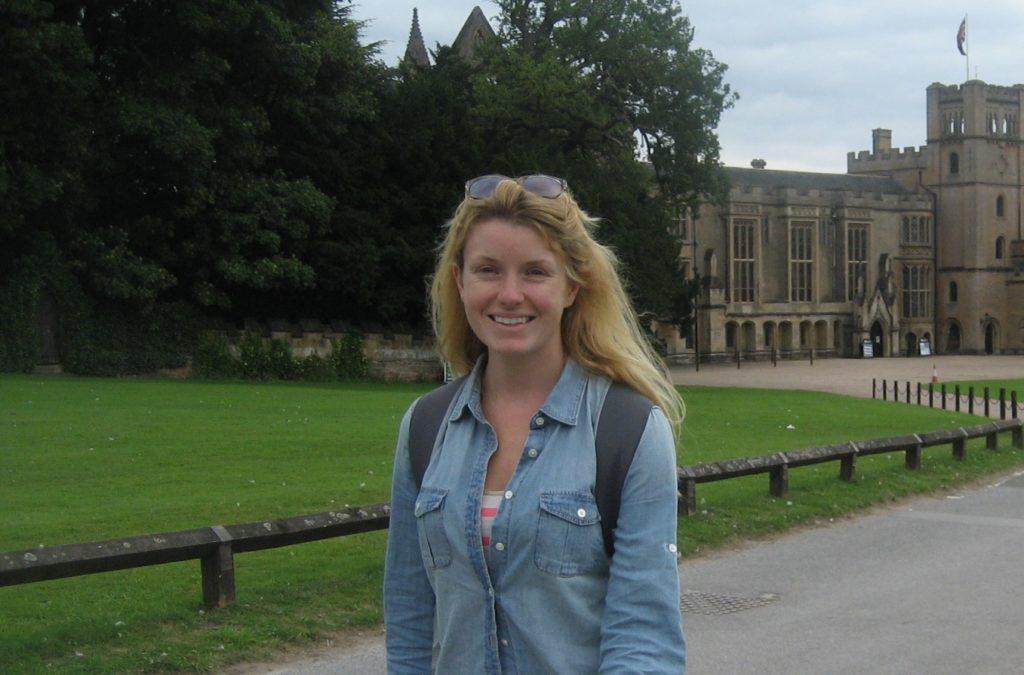 Yale Scholar 2013, Alexis Chema