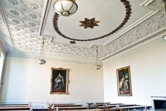 Garter Chamber at Stowe