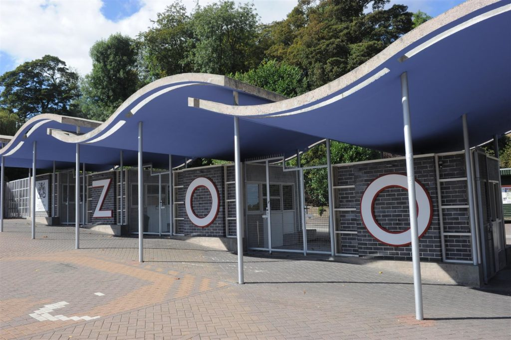 Tecton Buildings At Dudley Zoo World Monuments Fund