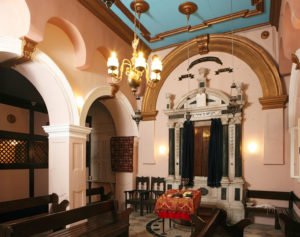 Country: Croatia  Site: Split Synagogue Caption: Interior Image Date: June 2009 Photographer: Goran Nikšic/World Monuments Fund Provenance: 2013 RFA  Original: email from Sarah Sher