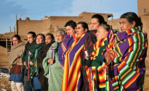 Country: United States Site: Taos Pueblo World Heritage Site Caption: Taos Pueblo Governor, War Chief, and Council. Taos is governed by a traditional tribal government Image Date: 2008 Photographer: Taos Pueblo Provenance: 2010 Watch Nomination Original: from Share File