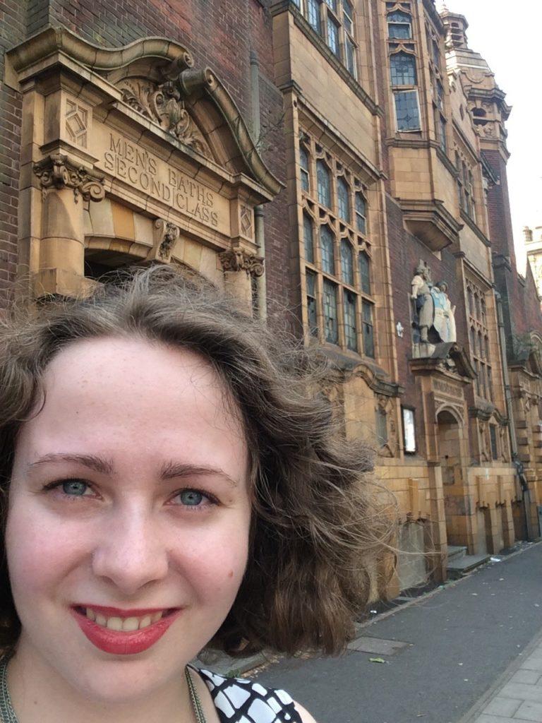 Gavriella Levy Haskell: WMF's 2018 Yale Scholar