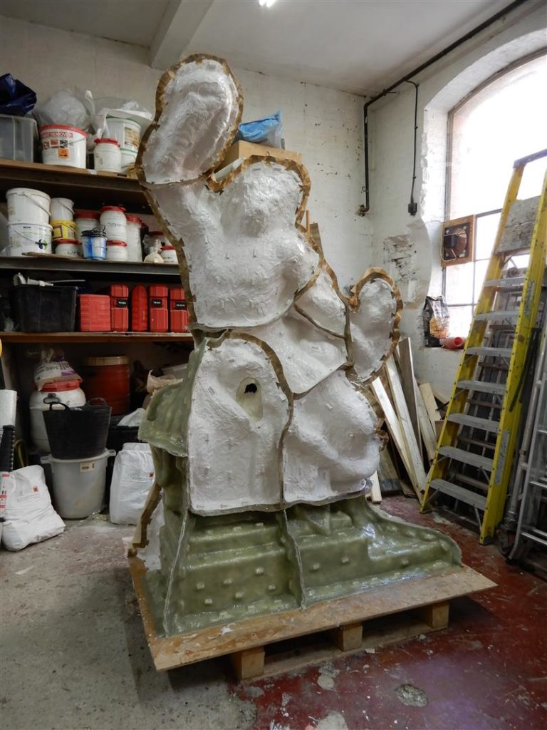 The Laocoon mould