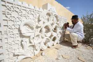 Stonemasonry Training, Yemen