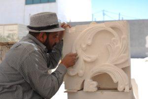 Stonemasonry Training, Jordan