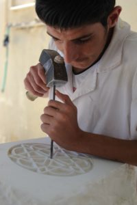 Stonemasonry Training Jordan