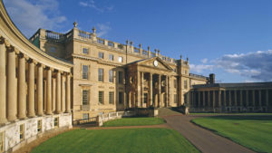 Stowe House Exterior