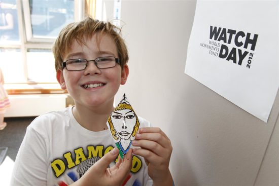 Coventry was one of 30 sites taking part in Watch Day