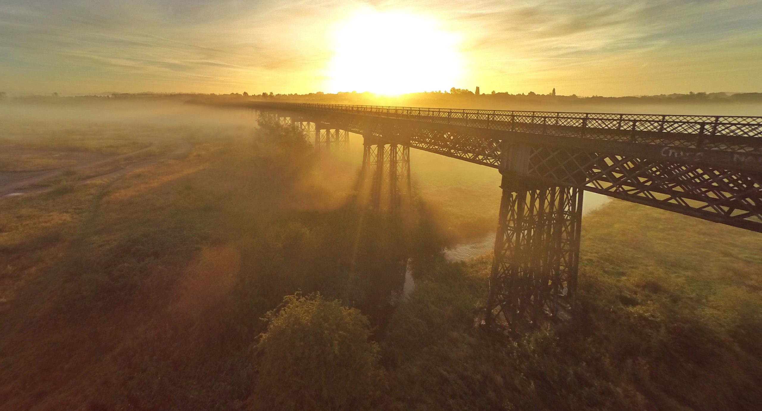 Bennerley Viaduct: Building Community Well-being Through Restoration