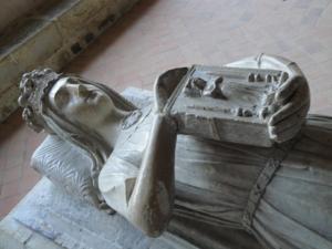 The Queen Bérengère's Tomb